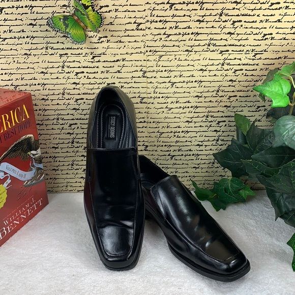 """STACY ADAMS """"CASSIDY"""" Moc Toe Loafer"""